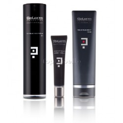Kit Cuidado Facial Salerm Hombre (Hidratante+Contorno+Peeling)