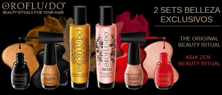 Sets de Belleza Orofluido REVLON Edicion Exclusiva Navidades