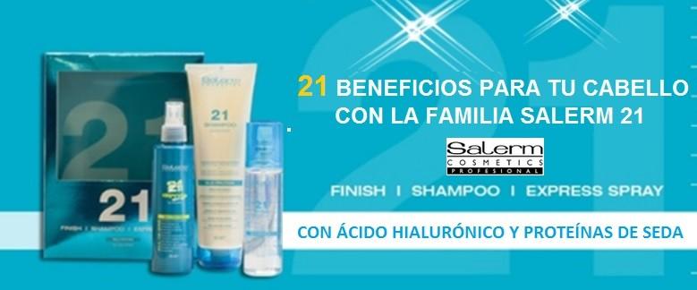 Salerm 21 - 21 Beneficios para tu cabello