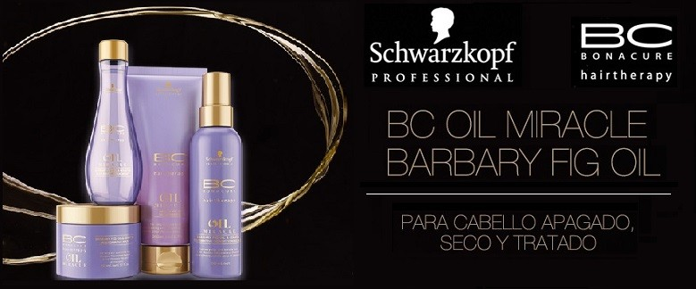 BC Oil Miracle Barbary Fig Oil Schwarzkopf Professional