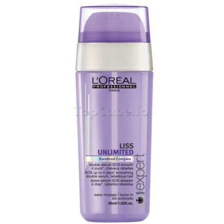 Doble Serum Expert Liss Unlimited LOREAL 30 ml
