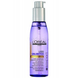 Aceite de Alisado Expert Liss Unlimited LOREAL 125 ml