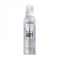 Espuma Tecni.Art Full Volume Extra LOREAL 250 ml