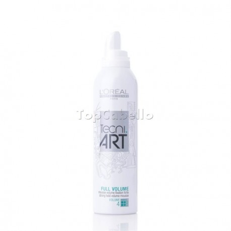 Espuma Tecni.Art Full Volume LOREAL 250 ml
