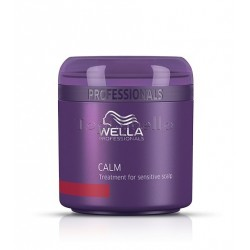 Mascarilla Purificante Cuero Cabelludo Sensible Wella Balance Calm Sensitive Mask 150 ml