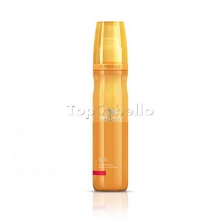 Wella SUN Spray Protección Solar Cabellos Finos/Normales 150ml.