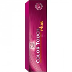 Tinte Semipermanente Wella COLOR TOUCH PLUS 60ml (canas difíciles)