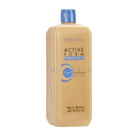Salerm Neutralizante 1+1 para permanente Active Form - 1000ml