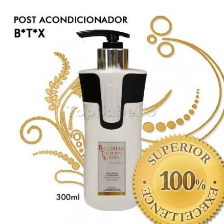 Keratine Cure - Post Acondicionador BTX Brazilian Therapy Xtreme 300ml