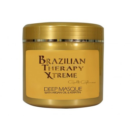 TopCabello - Keratine Cure MascarillaBTX Brazilian Therapy Xtreme Deep Mask 500gr