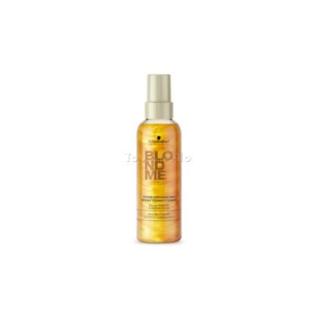 Spray Acondicionador Brillo BlondMe Schwarzkopf 150 ml