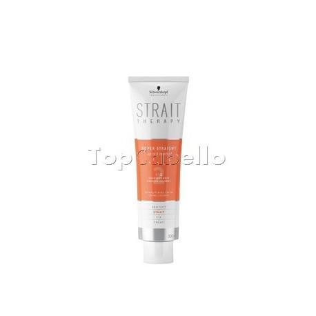 Crema Alisadora Strait Therapy Schwarzkopf 300 ml