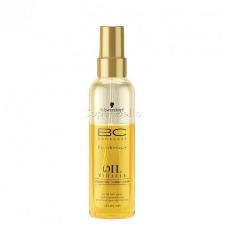 Spray Acondicionador Oil Miracle Bonacure Schwarzkopf 150 ml