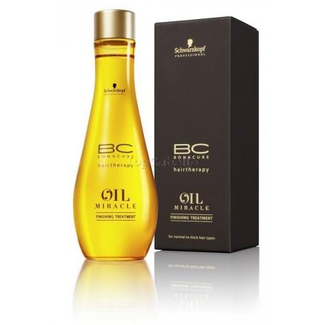 Tratamiento de Acabado Oil Miracle Bonacure Schwarzkopf 100 ml