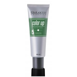 Tinte Colores Salerm Color Up Nº 5 VERDE 55ml