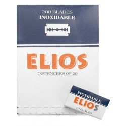 Dispensador 20 Paquetes de 10 Cuchillas Elios EUROSTIL