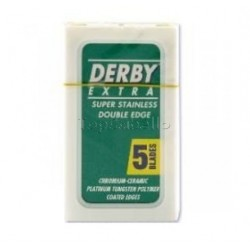 Caja de 5 Cuchillas Derby Enteras EUROSTIL
