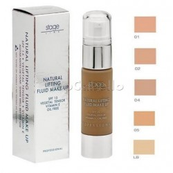 Maquillaje Natural Efecto Lifting Make Up 30ml Stage Line