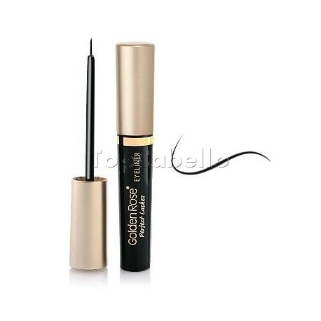Delineador Perfect Lashes Eyeliner Golden Rose