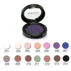 Sombra de ojos Silky Touch Matte Eyeshadow Golden Rose