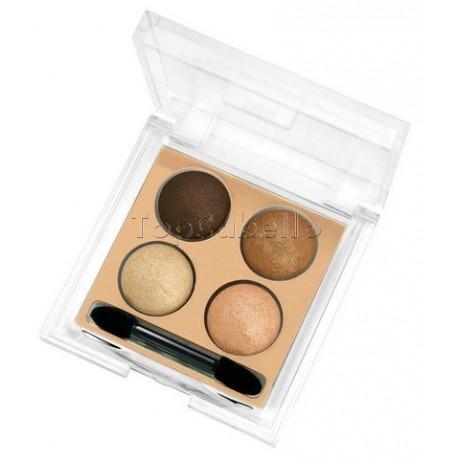 Sombra de ojos Seco-Mojado Wet&Dry Eyeshadow Golden Rosee
