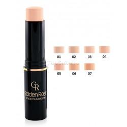 Maquillaje en barra Stick Foundation Golden Rose