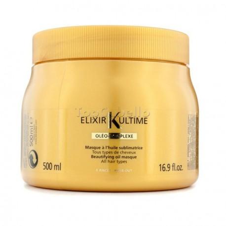 Mascarilla Masque Magnifiante Elixir Ultime Kerastase 500ml