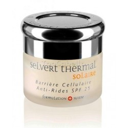 Crema Solar Selvert Thermal Solaire Barriere Cellulaire Anti-Rides SPF25 50ml