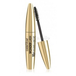 Máscara de Pestañas Wonder Lash X12 Volume & Lash Lift Golden Rose