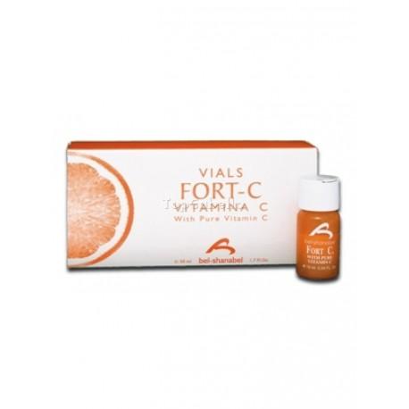 Viales Fort Vitamina C Bel Shanabel 5x10ml