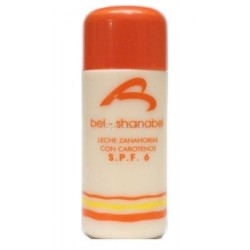 Leche Zanahorias SPF6 Bel Shanabel 200ml