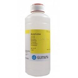 Acetona pura 1000ml Guinama