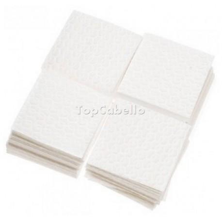 Mini Toallitas Para Uñas 5x5 200 unidades Sibel