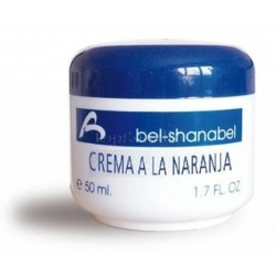 Crema Naranja Bel Shanabel 50ml
