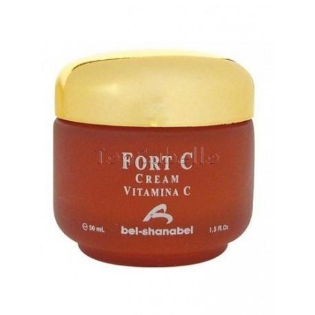 Fort Cream Vitamina C 50ml Bel Shanabel