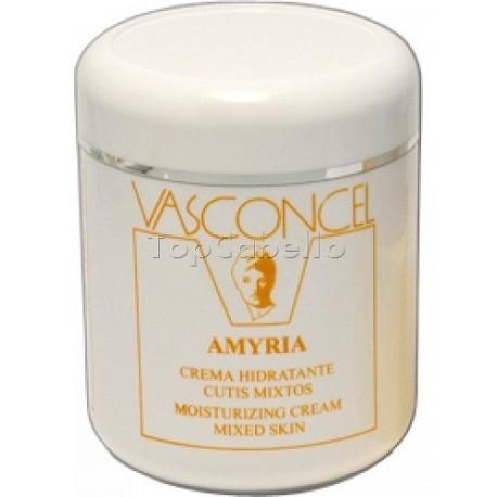 Crema Hidratante cutis mixtos Amyria Vasconcel 500ml