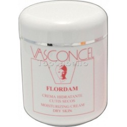 Crema Hidratante cutis secos Flordam Vasconcel 500ml