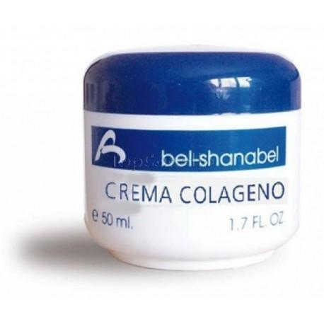Crema Colageno Bel Shanabel 50ml