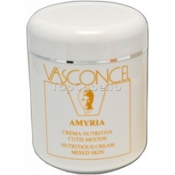 Crema Nutritiva cutis mixtos Amyria Vasconcel 500ml