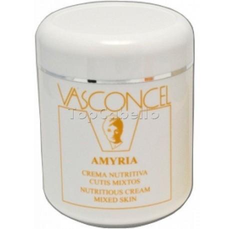 Crema Nutritiva cutis mixtos Amyria Vasconcel 500ml