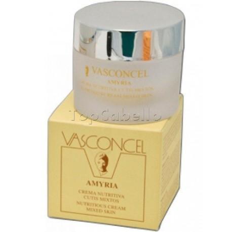 Crema Nutritiva cutis mixtos Amyria Vasconcel 50ml