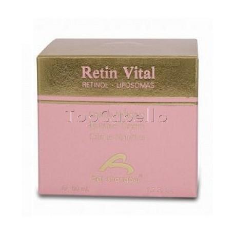 Crema Nutritiva Retin Vital Bel Shanabel 50ml