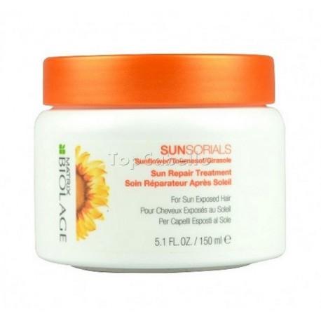 Mascarilla Sun Treatment Mask Biolage Sunsorials Matrix 150ml