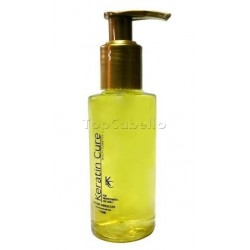 Keratin Cure Shine and Cure Silicon Serum 120ml