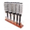 Cepillos Moldeadores Térmicos Cerámicos HC (Pack 5)