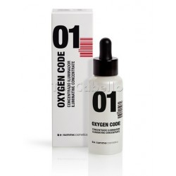 Concentrado Facial Iluminador SUMMECOSMETICS MyCode - 01 OXYGEN CODE 50ml