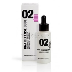 Concentrado Facial Reparador SUMMECOSMETICS MyCode - 02 DNA DEFENSE CODE 50ml