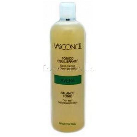 Tonico Avena cutis secos Vasconcel 500ml