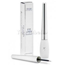 Delineador Eyeliner con Aplicador Stage Line Laurendor 4ml