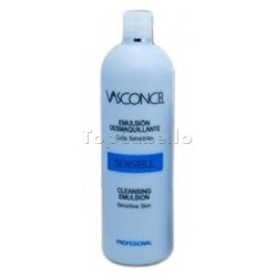 Leche Cutis Sensibles Vasconcel 1000ml